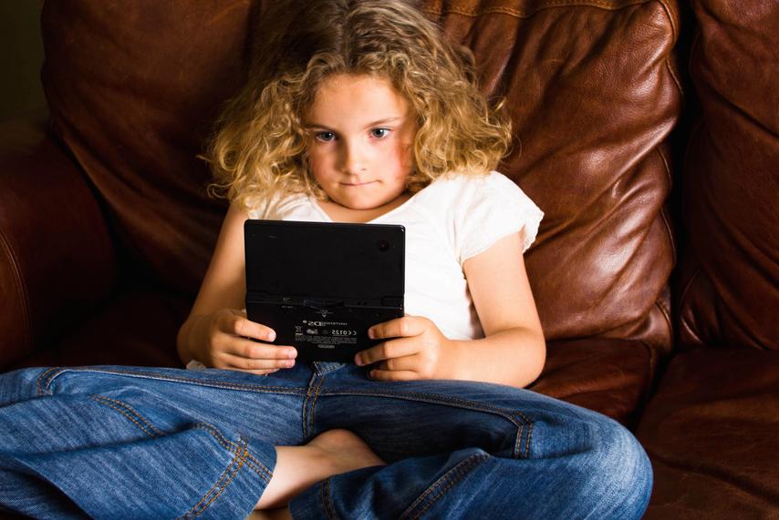 children-posture