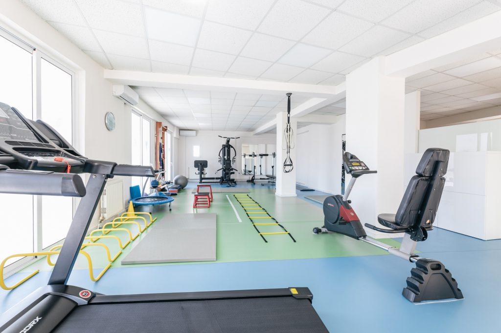 Χώρος Θεραπευτικής Άσκησης Active Physio