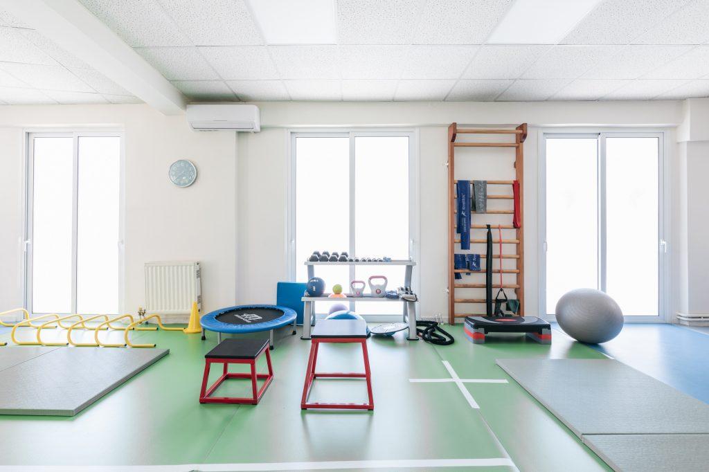 Χώρος Θεραπευτικής άσκησης - Φυσικοθεραπεία στην Καλαμαριά