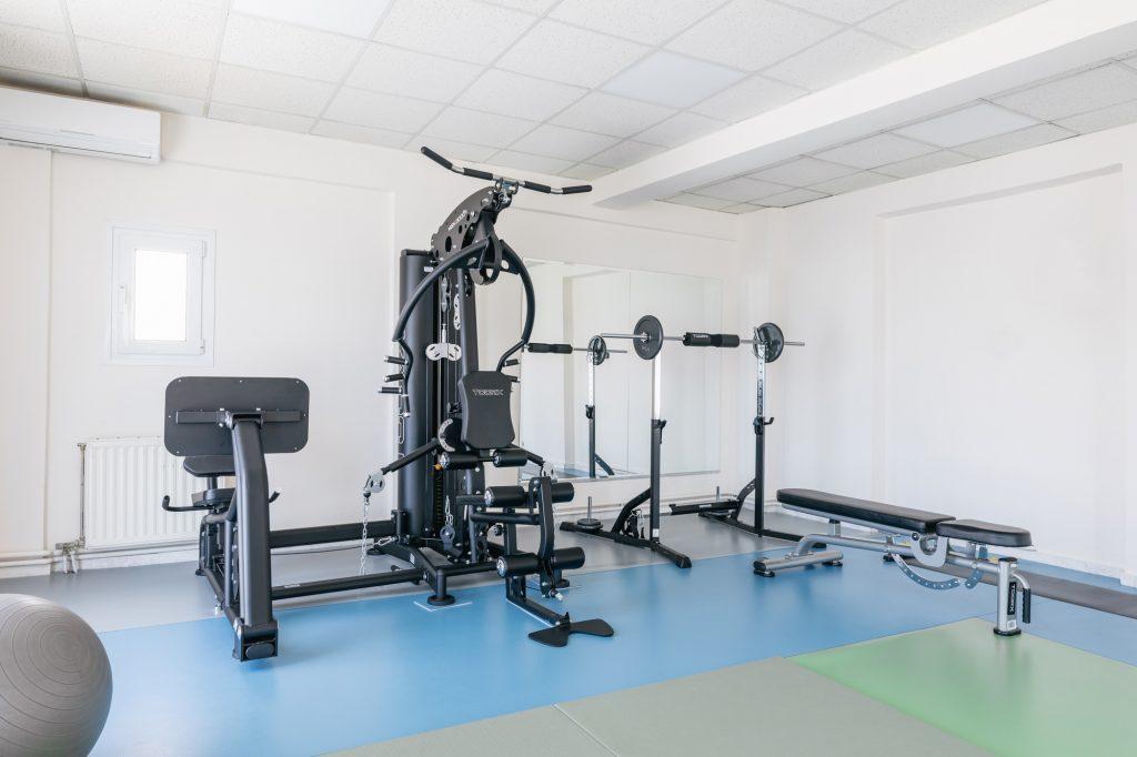 Φυσικοθεραπευτήριο Αλέξανδρου Καραγιαννίδη - Μηχανήματα