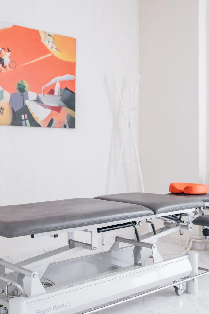 Δωμάτιο Θεραπείας στο Φυσικοθεραπευτήριο Αλέξανδρου Καραγιαννίδη