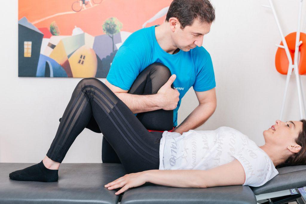 Ασκήσεις για μηροκοτυλιαία πρόσκρουση με τον φυσικοθεραπευτή Αλέξανδρο Καραγιαννίδη