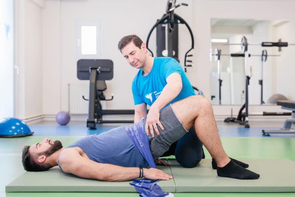 Ασκήσεις για μηροκοτυλιαία πρόσκρουση στο φυσικοθεραπευτήριο