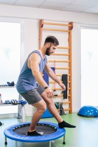 Ασκήσεις προσθίου χιαστού συνδέσμου στο φυσικοθεραπευτήριο